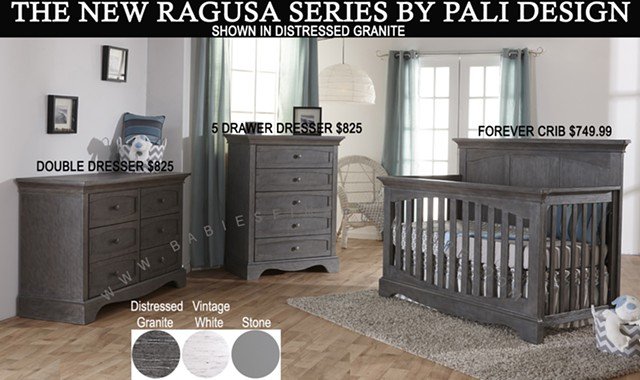 349  END OF SUMMER SPECIALS Available on Pali Design Furniture Free Shipping in Canada Nursery Sets