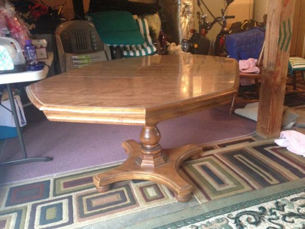 Dining Table Cal Shops - $75 (Silverdale  wa)