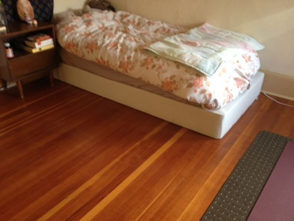 Free TwinHalf-King Box Spring (Cook Street Village)