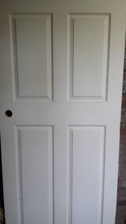 4 panel interior door -   x0024 50  View Royal