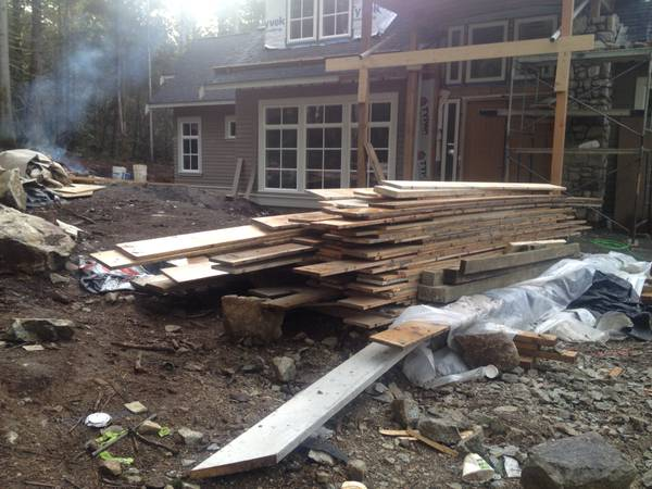1 X 8 Lumber for sale  Brentwood
