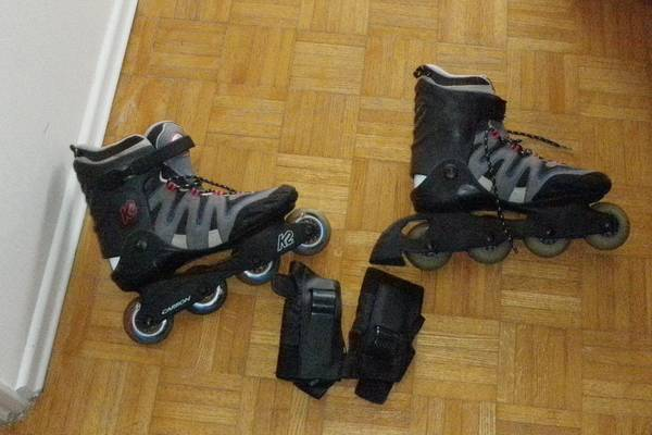 K2 Camano Rollerblades - Womans Size 9 - $40 (James Bay)