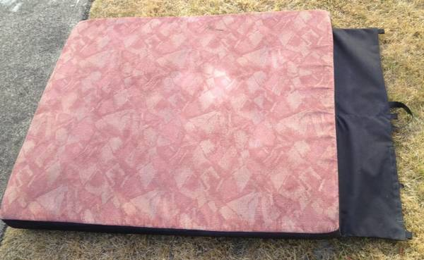 Cordless Crash Pad - $80 (DOWNTOWN VICTORIA)