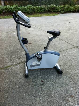 Nautilus U514 Upright Excercise Bike - $250 (Langford)
