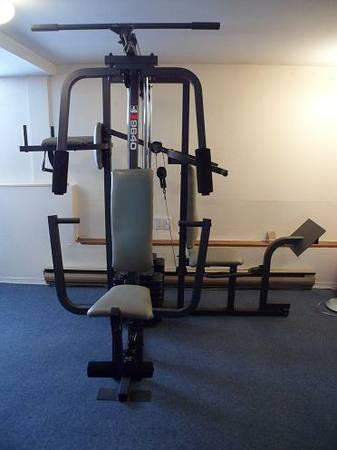 Weider Pro Universal Gym - reduced - $100 (hillside and cook)