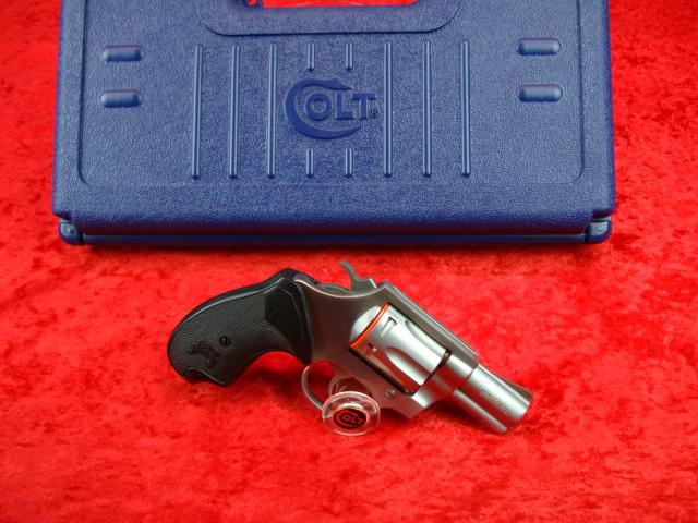 2 600  COLT DS II 38 Special STAINLESS STEEL 2 NEW MINT       RARE DSII DETECTIVE Python Style