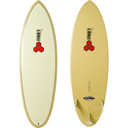 New Surfboard - Channel Islands 63 Biscuit - $600 (Vancouver)