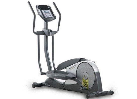 Elliptical Exercise Machine - Proform 485e - $125 (Victoria)
