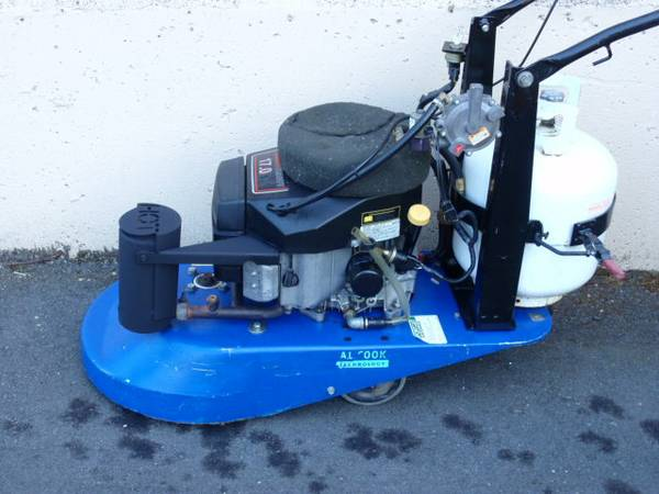 Propane Floor Polisher Burnisher -   x0024 1400  Victoria
