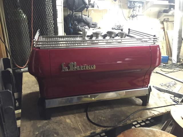 3 000  2012 La Marzocco FB80 3 Group Automatic Espresso Machine
