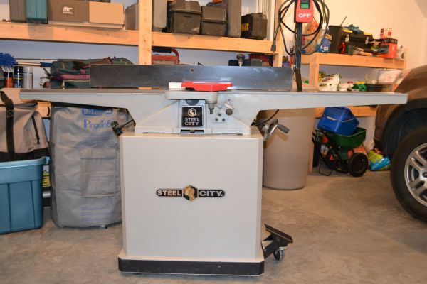 Steel City 6 Jointer - $480 (Colwood, BC)