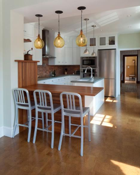 Cork Flooring and live healthy