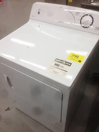 299  Brand new Moffat Dryer with 1 year manufactures warranty