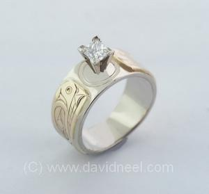 Native American Wedding Rings A Perfect Combo of Style and Sophistication