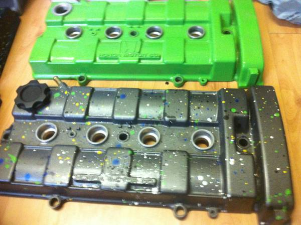 Civic integra prelude valve covers, b18 d16 - $1