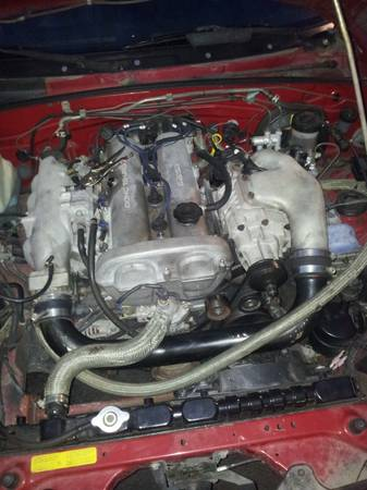 Jackson Racing Supercharger Kit for 1.6L Miata - $1500 (Victoria)