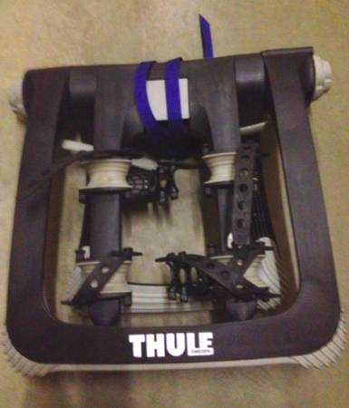 Thule 2 Bike Rack For Toyota Yaris - $150 (James Bay)