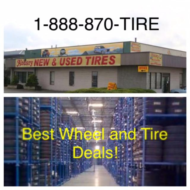 18 tires wheels at Best Prices in BC 1-888-870-TIRE