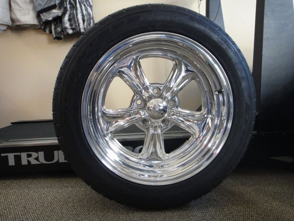 Billet Specialty Rims - Chicaynes never used - $1900 (Nanoose Bay, BC)