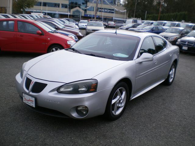 6 580  2004 Pontiac Grand Prix GTP  supercharged