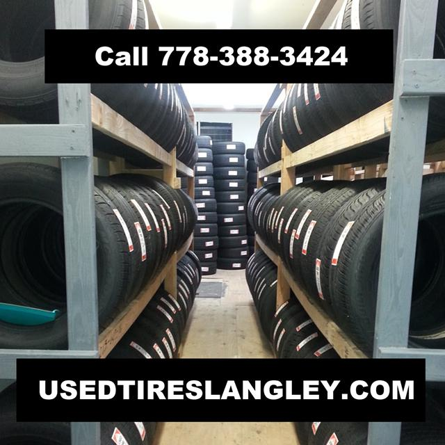 New  Used Tires - Great Deals - 90 Tread Langley