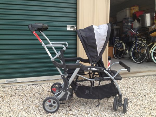 Baby Trend Sit N Stand LX Deluxe Stroller - $50 (victoria)