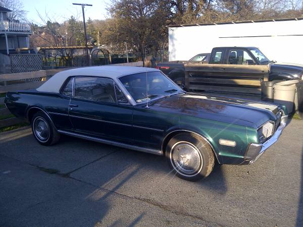 1968 Cougar Island Car for Sale - $5900 (Saanich)