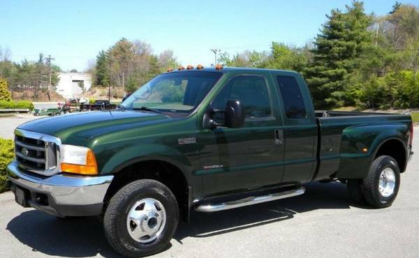2000 FORD F350 XLT DUALLY DIESEL 2 WHEEL DRIVE 160KM - $13500 (vancouver )