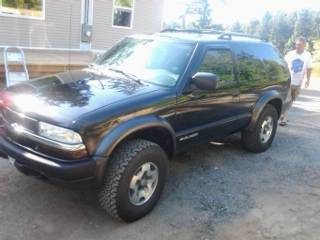 2005 Chevy Blazer ZR2 - $4700 (Ladysmith)