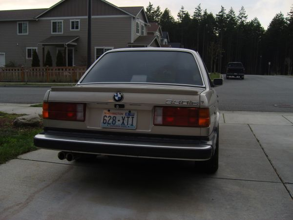 1987 BMW 325is S50 Conversion asking $15,000.00 u.s. obo - $15000 (whidbey island wa)