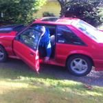 mint 1993 5.0 mustang - $5300 (victoria)