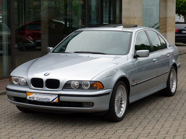 BMW 525 TDS Turbo diesel E39 Alpina Wheels - $16900