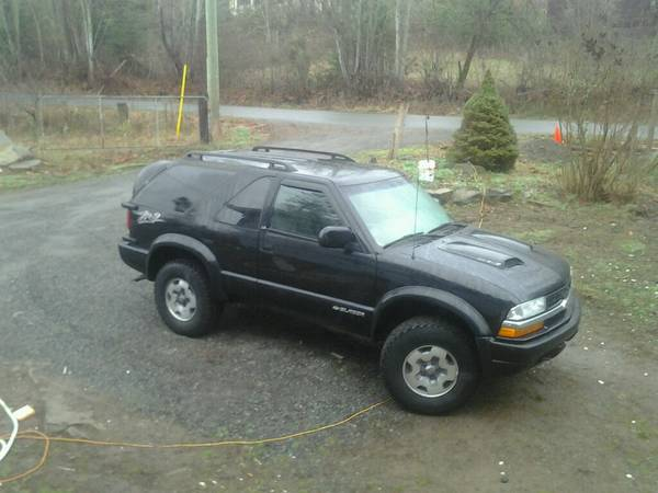 2003 Chevy Blazer ZR2 - $4500 (Ladysmith)