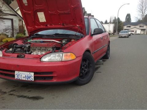 JDM H22A CIVIC - $4500 (Comox valley )