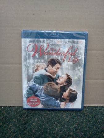 It s a Wonderful Life - Bluray -   x0024 20  victoria bc