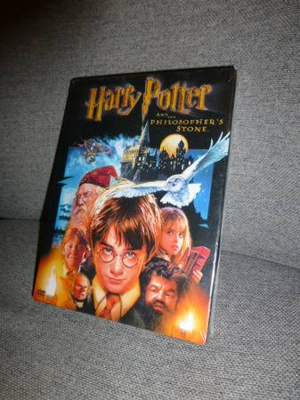 Harry Potter And The Philosopher s Stone  Unopened  -   x0024 3  Saanich