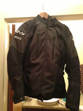 Joe Rocket Womens Motor Cycle Balistic Jacket Alter Ego Series 10.0 - $195 (Langford)