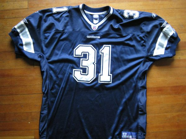 Dallas Cowboys Authentic XXL Roy Williams Jersey - $150 (James Bay)