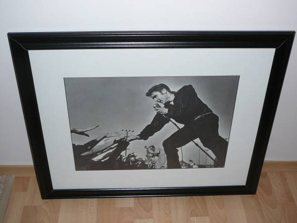 Elvis Presley  The King  circa 1956 -   x0024 50  Cook St  Village