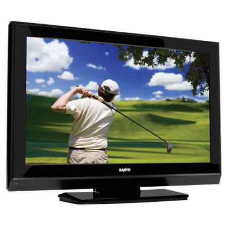32 inch lcd tv sanyo 1080i - $200 (James Bay)