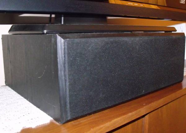 Paradigm CC-200 Center Channel Speaker - $30 (North Saanich)