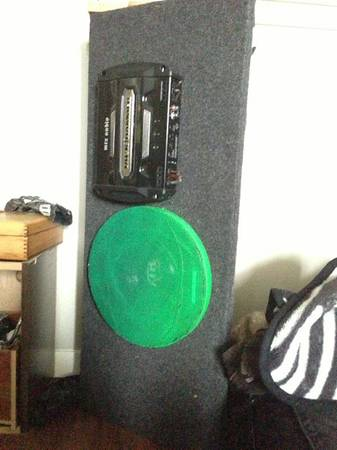 12 Orion 500W and MTX Jackhammer 2 Chan 500w Amp with box - $300 (James Bay)