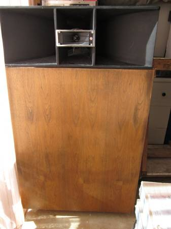 Corner horn cabs with high end components - $1500 (Parksville)