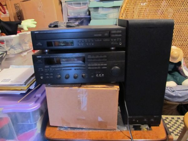 yamaha home theatre - $300