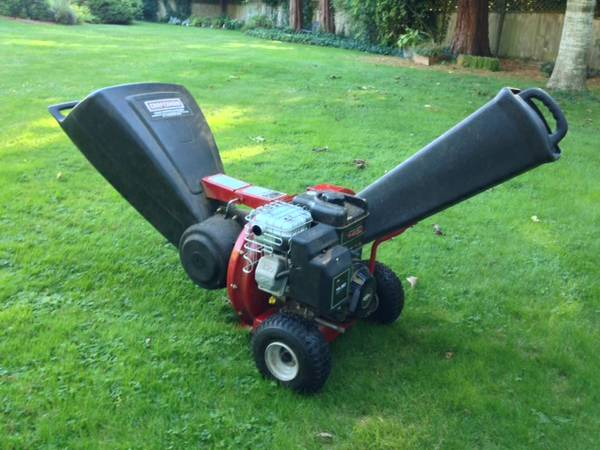 Craftsman Chipper Shredder - $300 (Victoria)