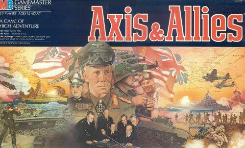 Diplomacy  Axis and Allies -   x0024 20