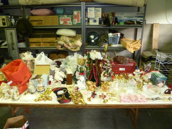 Estate Christmas Ornaments and more -  1234  3910 Metchosin Rd  Victoria  BC