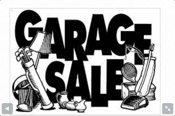 July 20th 8am-2pm Huge Garage Sale (645 Goyette Road)