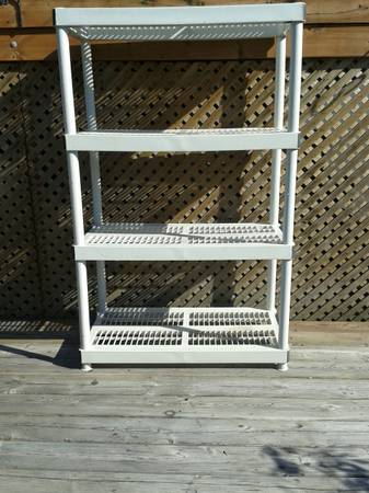 Shelving Unit - $20 (Saanich East)