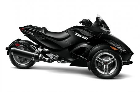 13 975  2012 Can-Am SPYDER RS